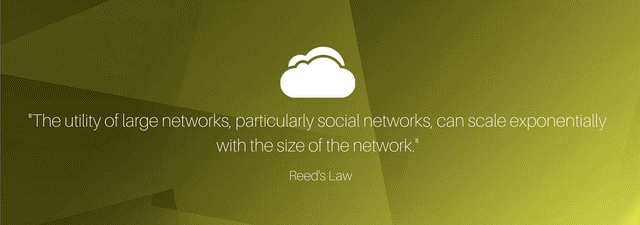 Law 5 : Reed's Law
