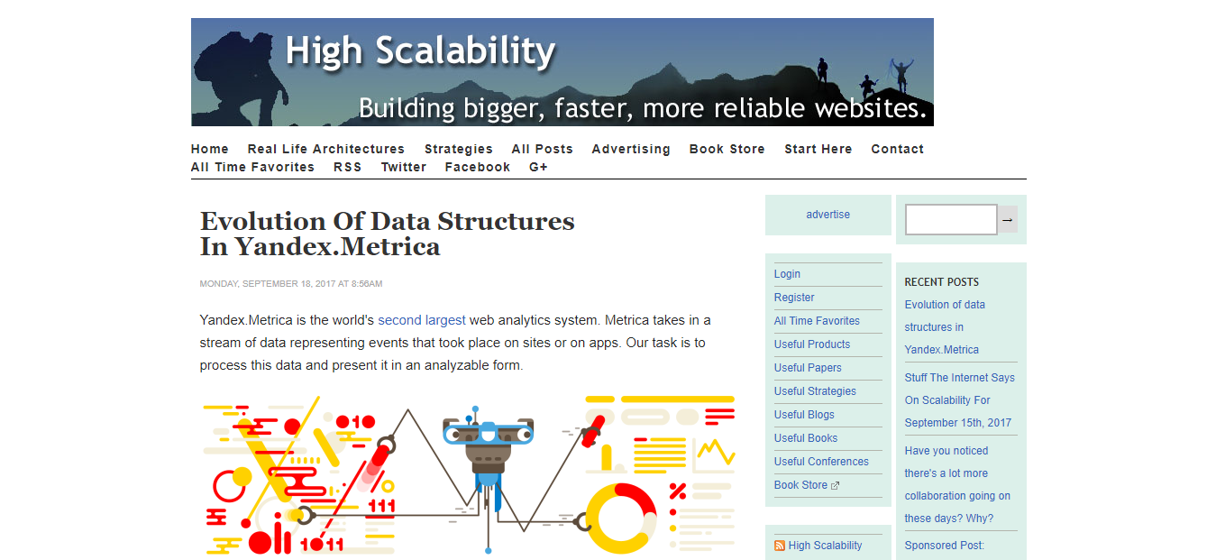 HighScalability